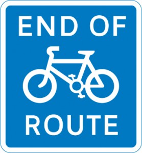 965 - End of Route