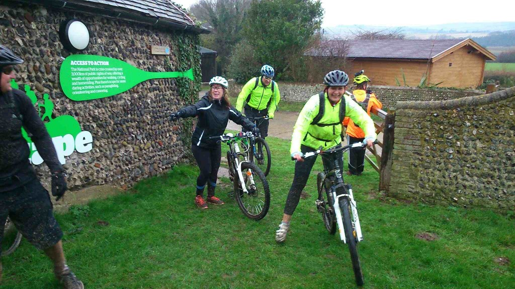 Sunday Ride 18th Jan 2015