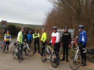 Club Ride, Sunday 8th March 2015