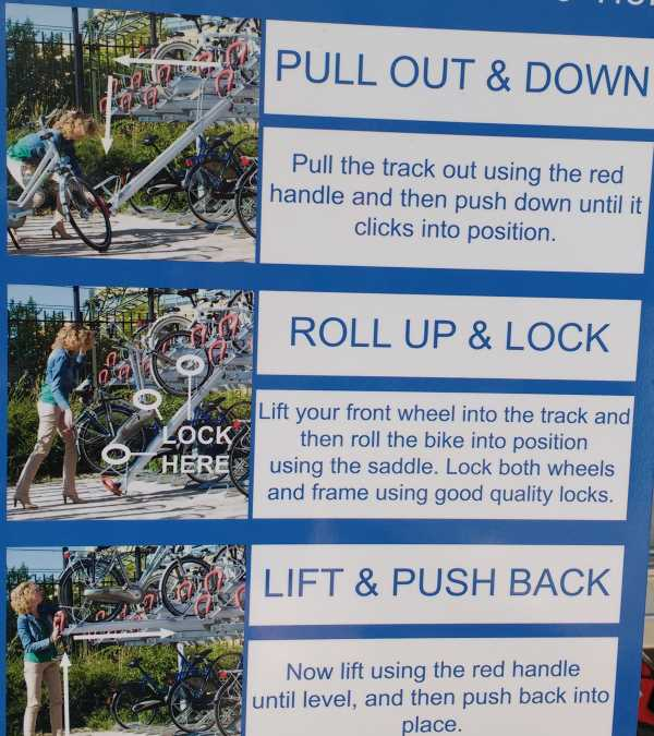 Cyclepod instructions